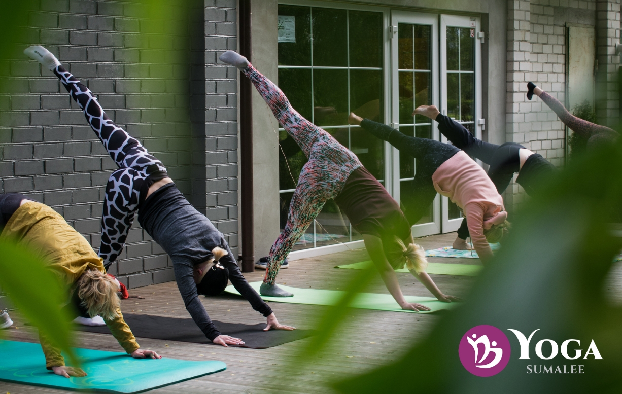 Improve your yoga practice at workshops