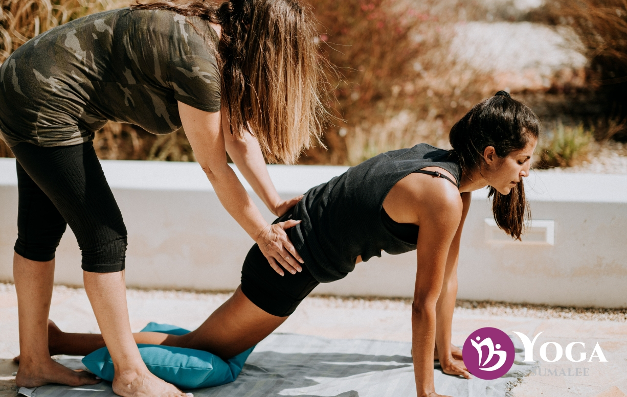 When it comes to yoga practice, practice makes perfect
