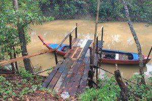 Unspoilt rural Thailand