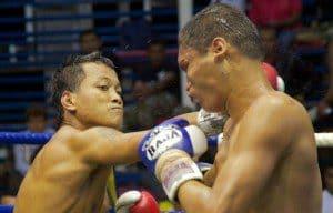 Oron Deachkalon Fighting