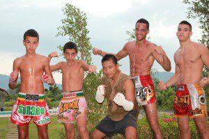 Body Fighting Club Team
