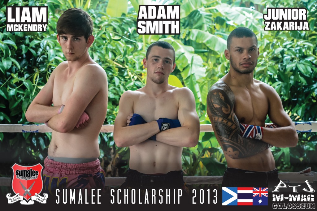Sumalee Scholarship students