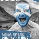 Craig Dickson confirmed for 'Max Muay Thai' Pattaya- 1st June