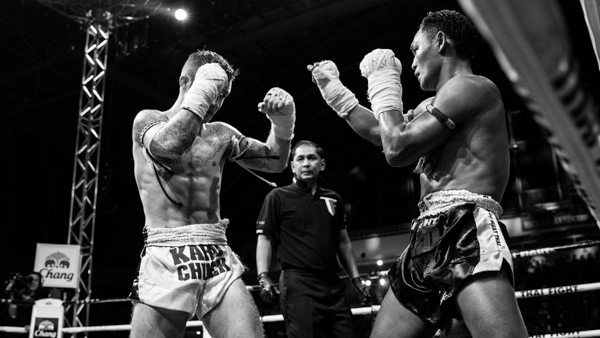 Craig Dickson VS Saenchai- 20th Sept, Ho Chi Minh City, Vietnam
