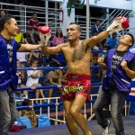 Fight Results: Kengkla Sumalee and Martin Avery