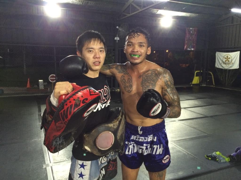 Forging Partnerships Across Asia: Onyx MMA