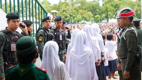 Thai Fight Security