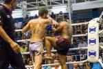 VIDEO | Michalis Sumalee Round 4 TKO at Bangla Boxing Stadium