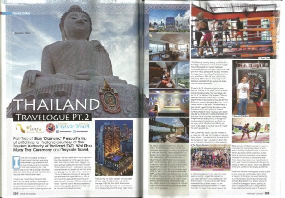 MAI Thailand Travelogue Part 1