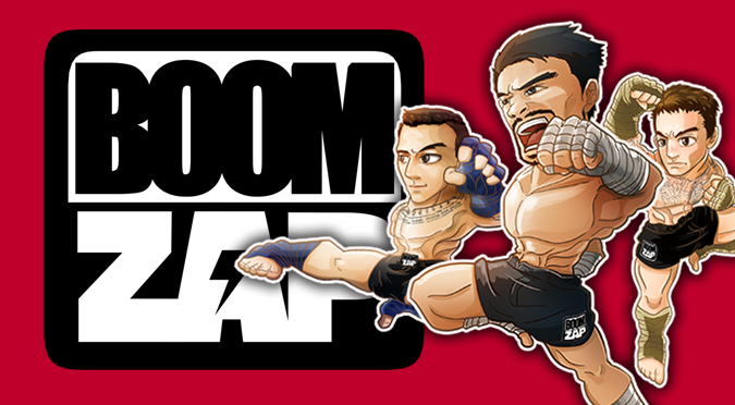 Sumalee Boxing Gym now sponsored by Boomzap Entertainment
