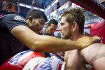 WATCH: Liam McKendry & Sasha Kissa at Bangla Boxing Stadium