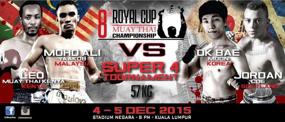 Jordan Coe will be fighting for a WMC title