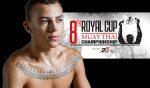 "Jordan ""Deachkalek"" Coe sets his sights on WMC Title at the Z1 8th Royal Cup"