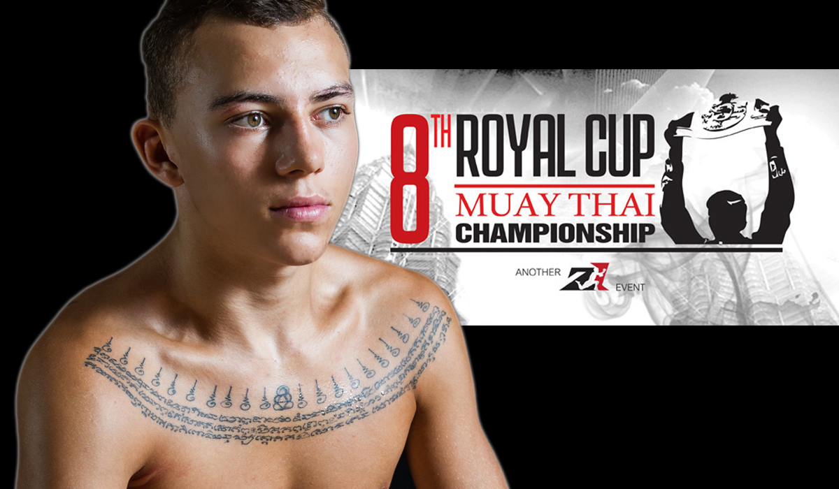 "Jordan ""Deachkalek"" Coe sets his sights on WMC Title at the Z1 8th Royal Cup"