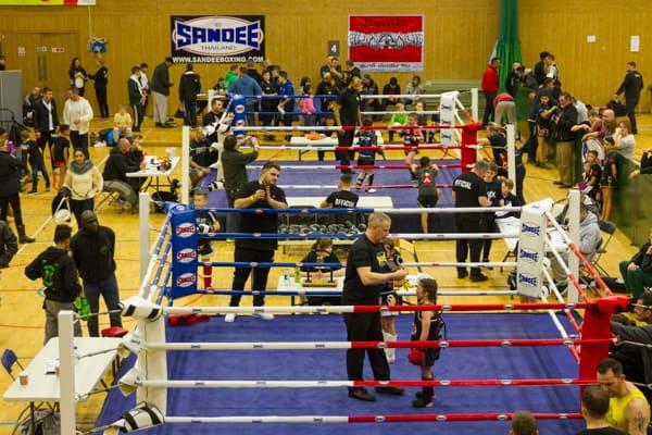 Sandee UK Junior Open Championships 2015