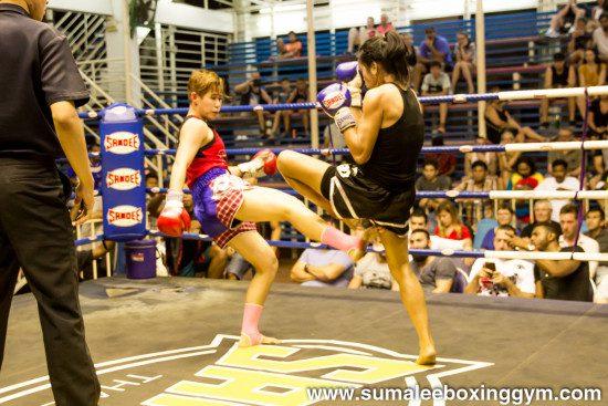 Sylvia Sumalee vs Baitong Keawpitak