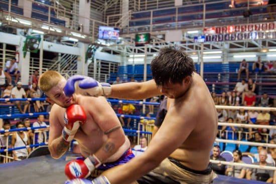 Liam McKendry Sumalee vs Changthai Sor.Scoonkawe