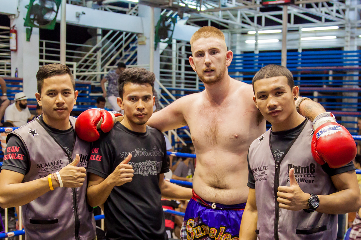 WATCH: Liam McKendry Sumalee vs Changthai Sor.Scoonkawe