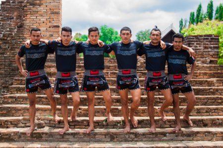 Muay Thai Training Camp - Background