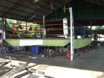 Muay Thai Trainers - Gym