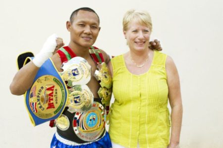 Social Media and Muay Thai - Saenchai
