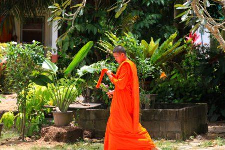 Respect Thai culture