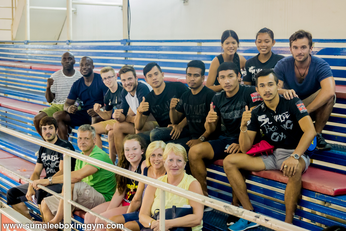 Team Sumalee Boxing Gym