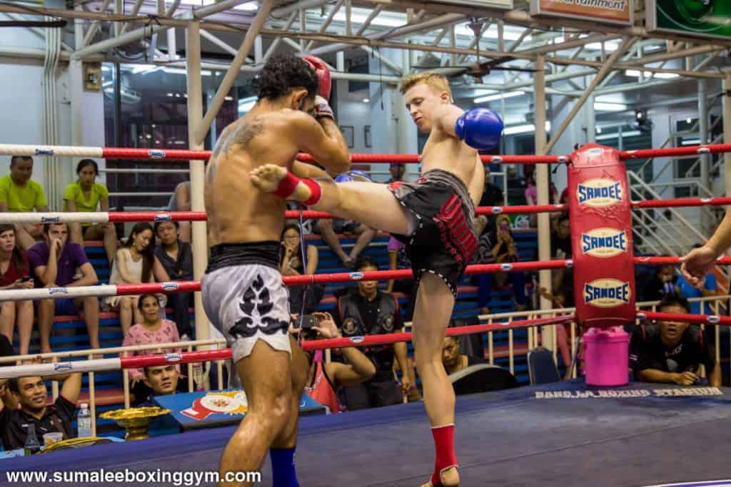 Joe Le Maire - Body Kick