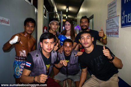 Team Sumalee Boxing Gym - Patong Boxing Stadium