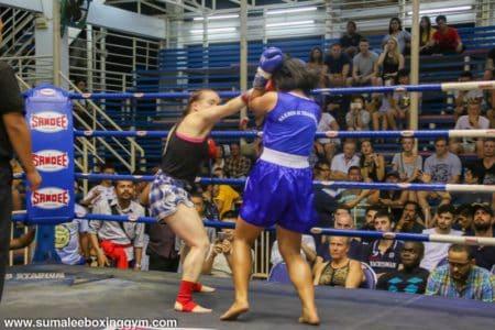 Watch Team Sumalee at Bangla & Patong Boxing Stadium, Phuket