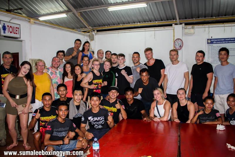 Team #Sumalee 2017