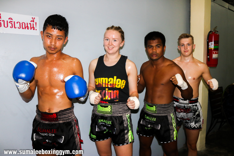 Watch Sumalee Boxing Gym Fighters at Patong Boxing Stadium