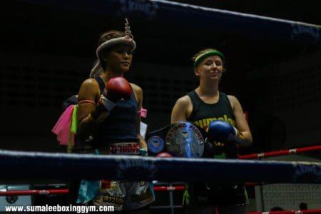 Rhona Walker & Salika
