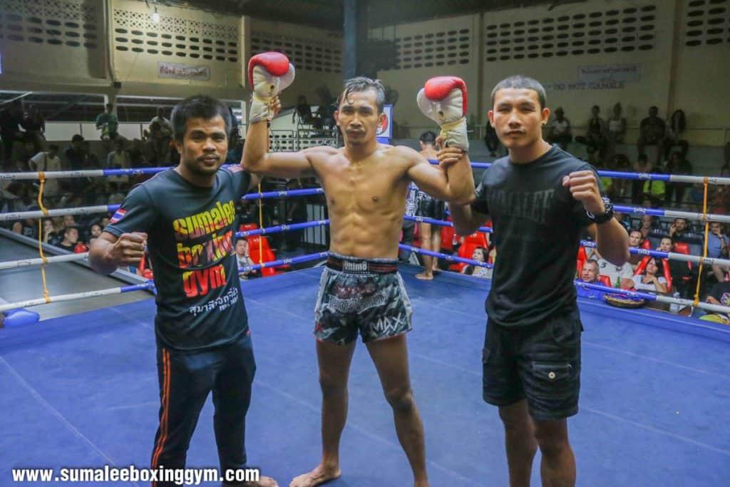 Phunkorn Sumalee - Winner