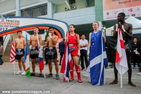 Muay Thai day - Pre Fight