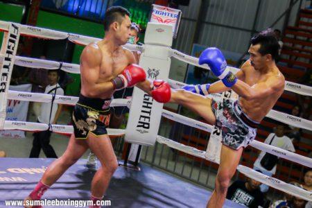 Phunkorn - Torkeb Sinbi Muay Thai