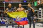 Watch Gustavo Sumalee fight on MX Muay Extreme