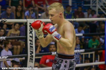 Joe Le Maire - Fight Stance