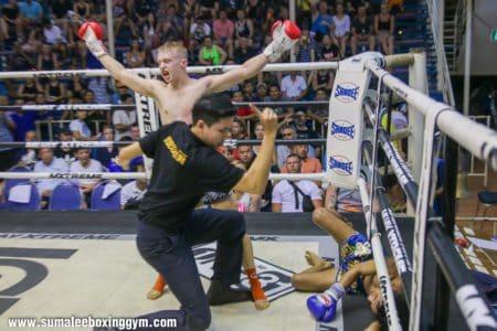 Joe Le Maire - Knockout Shot