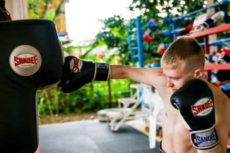 Joe Le Maire Sumalee Boxing