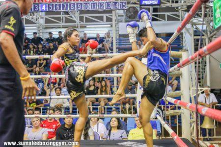 Watch Mintza fight at Bangla Boxing Stadium