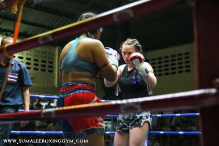 Ellie Burr - Round 2