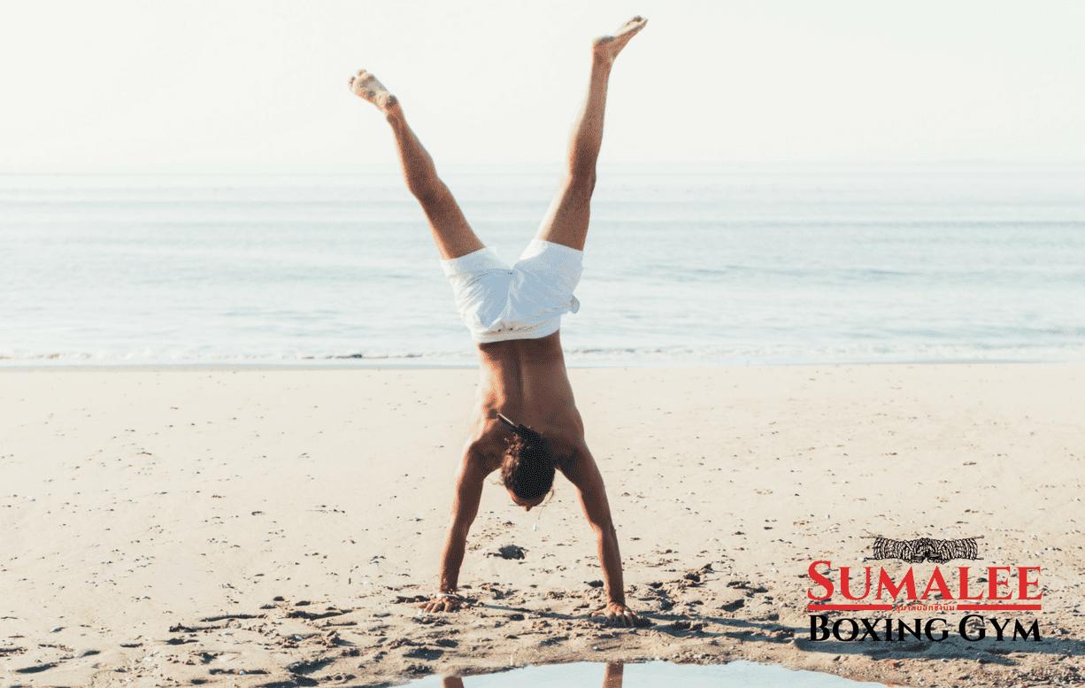 Fitness Holiday: Beach