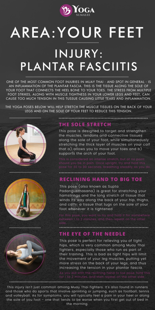 9 Yoga Poses That Keep Your Body Injury Free
