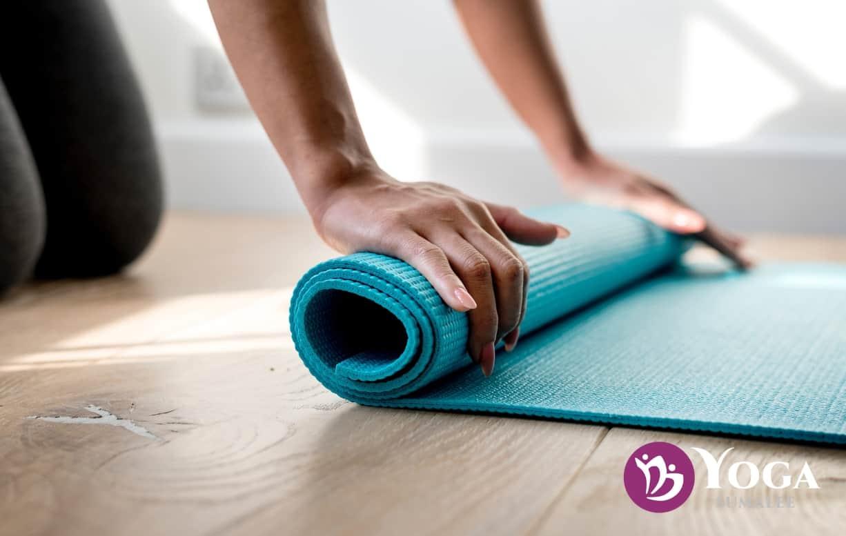 Prepare your yoga practice