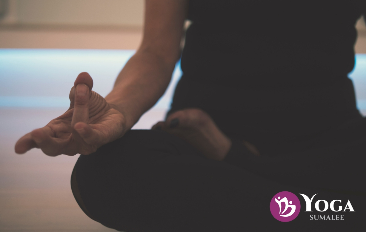 Set your intention for yoga practice