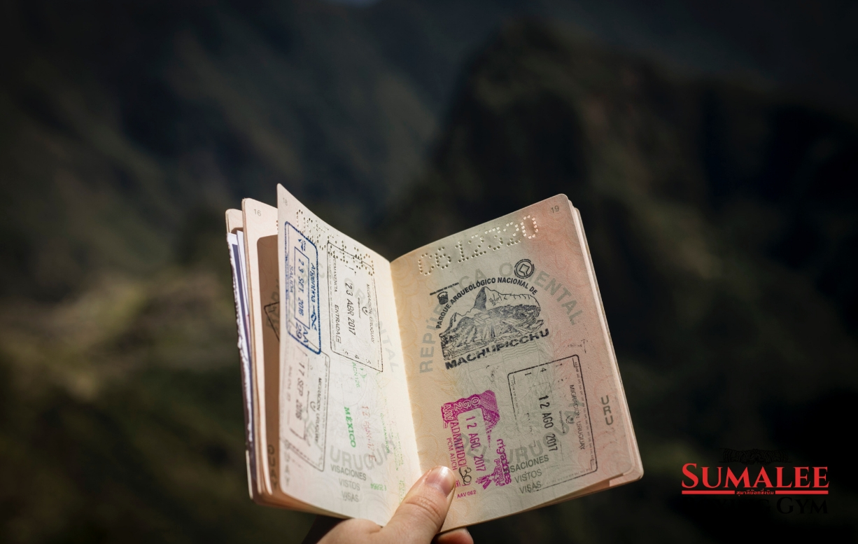 Thai visa run
