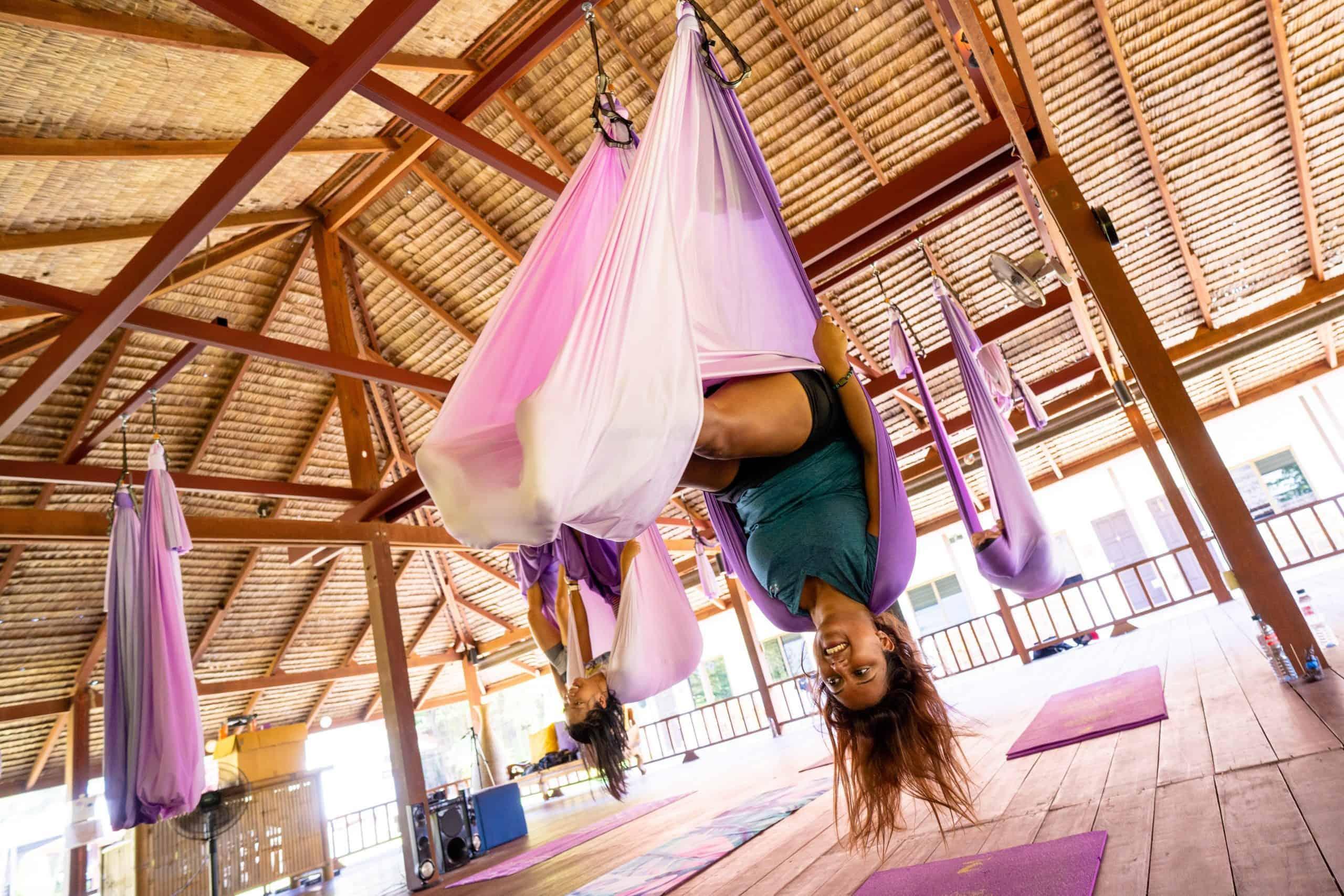 Sumalee Aerial Yoga